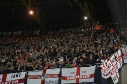 Британская газета Independent раскритиковала болельщиков сборной <b>Англии </b>по футболу, приехавших в Дортмунд на товарищеский матч против сборной <b>Германии</b>.