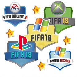 на нашем ресурсе  <b>добавлены платформы</b>: FIFA18 PC, FIFA18 PS4, FIFA18 Xbox one, FIFA18 Xbox360, PES18 PC.   FIFA18 уже на 4Stars! Все игровые платформы!