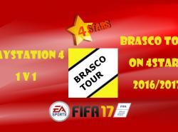 Итоги BRASCO TOUR ON 4STARS 2016/2017