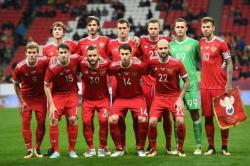 Сборная России по футболу представила домашнюю форму на чемпионат мира, который пройдет в России в следующем году.