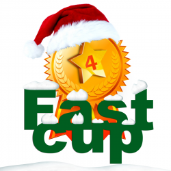 Всех с Наступающим Новым годом друзья, удачи Вам в Новом году, любви и материального благополучия!   Новогодние  Fast cup (ы)! 30 декабря, суббота