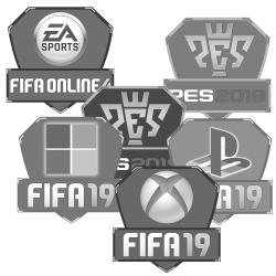 Представляем лого платформ следующего игрового года на ресурсе 4Stars.   Лого нового игрового года. Все платформы