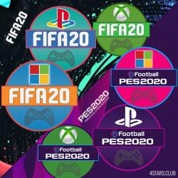редставляем логотипы платформ следующего игрового года на ресурсе 4Stars. На всех игровых платформах.   Новые Лого платформ нового игрового года. Все платформы
