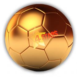 Обладателями  Золотых мячей на платформах FIFA20,  стали :   Brut и joker138 -  обладатели самой ценной награды Основного чемпионата 4Stars в сезоне119! Золотой мяч!