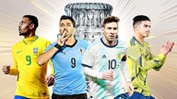 Copa America. Турниры+. Регистрации...