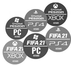Представляем логотипы платформ следующего игрового года на ресурсе 4Stars. На всех игровых платформах   Новые Лого платформ нового игрового года.